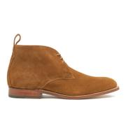 Grenson Mens Marcus Suede Desert Boots  Snuff  UK 7