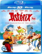 Asterix & Obelix Mansion Of The Gods 3D (Includes 2D Version)