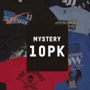 Mystery Geek T-Shirt - 10-Pack - Black Friday Edition