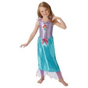 Disney Girls' Little Mermaid Ariel Fancy Dress Costume