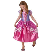 Disney Girls' Sofia Fancy Dress Costume