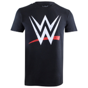 WWE Men's Logo T-Shirt - Black