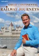 Great Continental Railway Journeys: Series 1-4