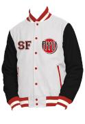 Street Fighter - Ryu Varsity Jacket