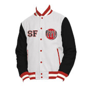 Street Fighter - Ryu Varsity Jacket