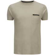 Camiseta Brave Soul Faustian - Hombre - Beige