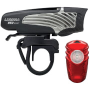 Niterider Lumina 950 and Solas 100 Light Set
