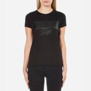 Polo Ralph Lauren Women's Graphic T-Shirt - Polo Black