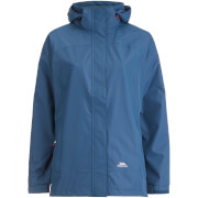 Trespass Womens Nasu 2 Waterproof Jacket  Navy  S