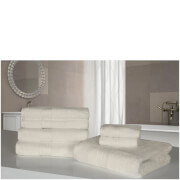 Highams 100% Egyptian Cotton 7 Piece Towel Bale (500gsm) - Cream