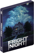 Fright Night  Dual Format Zavvi Exclusive Limited Edition Steelbook (Includes DVD)