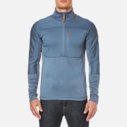 Fjallraven Men's Abisko Trail Pullover Sweatshirt - Blue Ridge