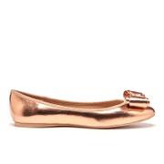 Ted Baker Women's Immet Ballet Flats - Rose Gold