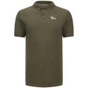 Tokyo Laundry Men's Florenzi Polo Shirt - Olivine Khaki