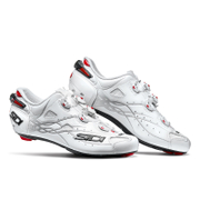 Image of Sidi Shot Carbon Road Shoes - White - EU 40.5 - White