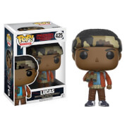 Stranger Things Lucas Pop! Vinyl Figur