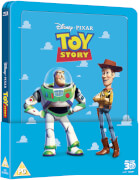 Toy Story 1 3D (Includes 2D Version) - Zavvi Exclusive Lenticular Edition Steelbook