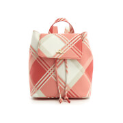 Vivienne Westwood Women's Derby Tartan Mini Backpack - Mac Beata