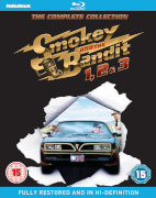 Smokey And The Bandit 1, 2 & 3 - The Complete Collection