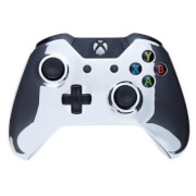 Custom Controllers Xbox One Controller  Chrome Silver Edition