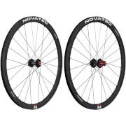 Novatec R3 Carbon Clincher Disc Wheelset – Shimano/SRAM