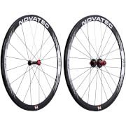 Novatec R3 Carbon Clincher Wheelset – Shimano/SRAM