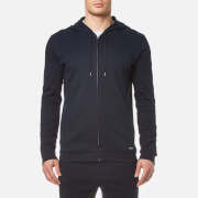 HUGO Men's Delinger Hooded Top - Navy