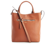 Fiorelli Women's McKenzie North South Tote Bag - Tan Casual