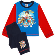 Paw Patrol Boys' Graphic Print Pyjamas - Blue