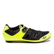 Giro Sentrie Techlace Road Cycling Shoes - Highlight Yellow/Black