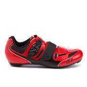Image of Giro Apeckx II Road Cycling Shoes - Red/Black - EU 45/UK 10 - Red/Black