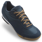 Giro Rumble VR MTB Cycling Shoes - Blue/Gum