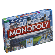 Image of Monopoly Manchester City F.C. Edition