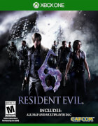 Image of Resident Evil 6 HD