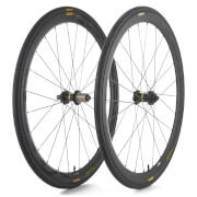 Mavic Cosmic Pro Carbon SL Tubular Disc Wheelset 2017