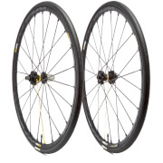 Mavic Ksyrium Pro Disc Clincher Wheelset 2017 – 25mm – Shimano/SRAM – 6 Bolt
