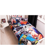 Batman v Superman Clash Bed Bundle - Single