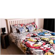 Marvel Comics Bed Bundle - Double