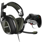 Image of A40 TR Headset + Mixamp M80 Green