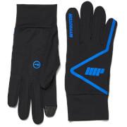Lauf Handschuhe - L/XL - Schwarz