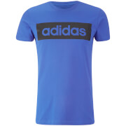 T-Shirt Sports Essential Adidas -Bleu