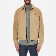 Polo Ralph Lauren Mens Landon Windbreaker  Desert Tan  L