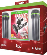 The Voice (Inclut 2 Micros)