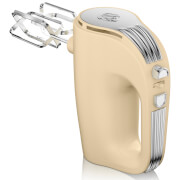 Swan SP20150CN Retro 5 Speed Hand Mixer - Cream