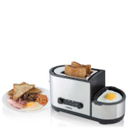Tower T20012 Toaster with Egg Cooker
