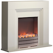 Warmlite WL45011 York Fireplace Suite - Ivory