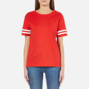 Levi's Women's Athletic T-Shirt - Flame Scarlet