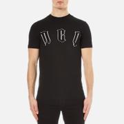 McQ Alexander McQueen Men's Short Sleeve Crew Neck McQ T-Shirt - Darkest Black