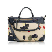 Radley Women's Dash Dog Medium Ziptop Multiway Bag - Ivory
