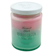 Mermaid Lagoon Ombre Candle
